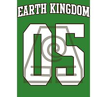 Earth Kingdom Jersey #05 Photographic Print