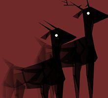 Geometric animals 4 by Feindherz