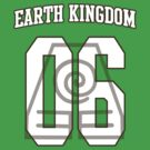 Earth Kingdom Jersey #06 by iamthevale
