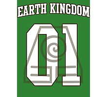Earth Kingdom Jersey #01 Photographic Print