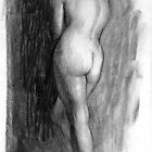 Life Drawing 4 by Brooke Hyrapiet