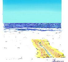 cottesloe beach by Simon