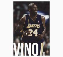 """Kobe """"Vino"""" Bryant by jaysilva14"""