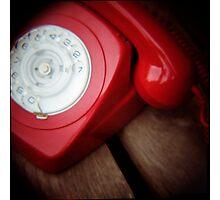 Hot Phone Photographic Print