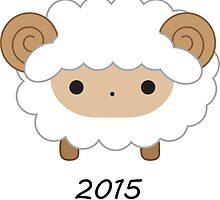Year of the Sheep - 2015 by imaginarystory