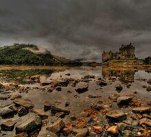 Eilean Donan Castle by David James