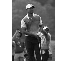 Tiger Woods Photographic Print