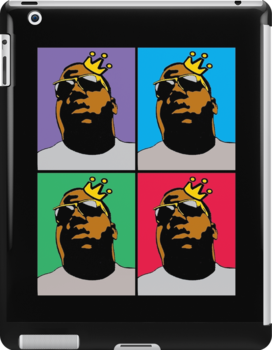 HIP-HOP ICONS: NOTORIOUS B.I.G. (4-COLOR) by SOL  SKETCHES™