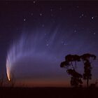 McNaughts Comet over Hampton by Colin12