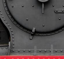 Steam Loco Front by Colin12