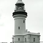 Byron Bay Lighthouse by Stephen Kilburn