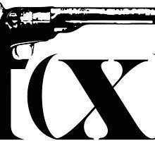 F(X) Red Light Logo by kadal