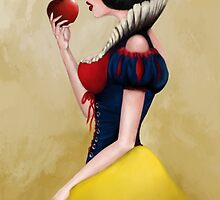 Snow White by Leanne Huynh