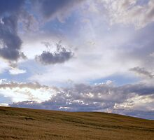 Moody Clouds, Vinegar Hills by mgimagery
