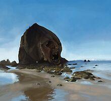 Sloth Haystack by Brad Collins