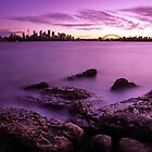 Mosman Seascape by Alex Lau