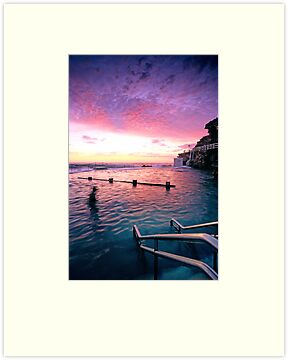 Bronte Beach 2 by Alex Lau