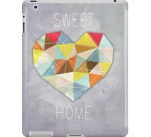 Home Sweet Home iPad Case/Skin