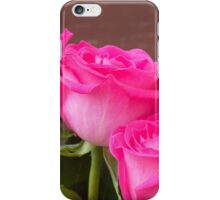 Pink Roses 4 iPhone Case/Skin