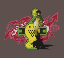 Jet Set Radio - GUM #1 by Jatworks