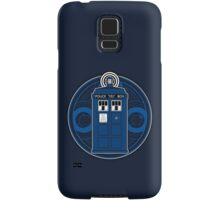 TARDIS and Timelord Seal - Doctor Who Samsung Galaxy Case/Skin
