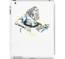 Geddy Lee From Rush iPad Case/Skin