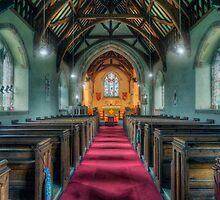 St Trillio by Ian Mitchell