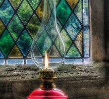 Eternal Flame by Ian Mitchell