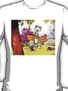 Calvin 'n' Hobbes T-Shirt