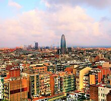 Barcelona by Christopher Chan