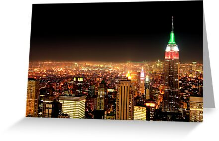 Empire State Building by Christopher Chan