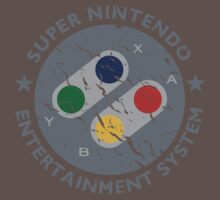 SNES All Star by KendosGraphics
