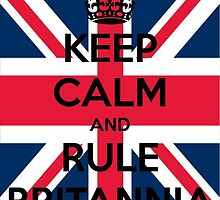 Rule Britannia by Haupfman