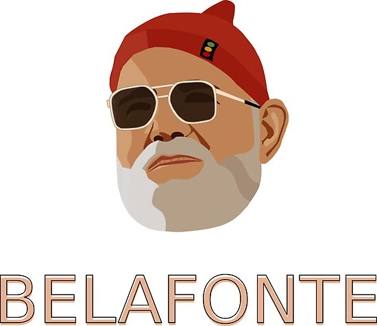 Belafonte (detail) by Jeremy Mawson