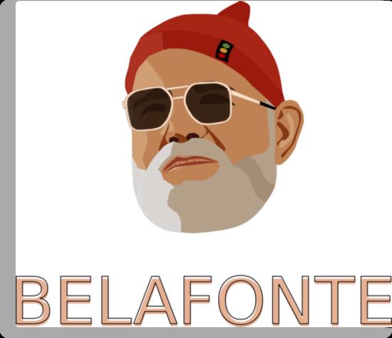 Belafonte (detail) by Jeremy Mawson