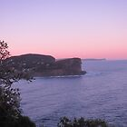 Pink Headland by justineb