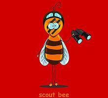 bee scout  by Ann-Julia