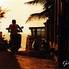 Goan Sunset by Mahesh Jadu