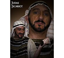 Judas Iscariot Photographic Print