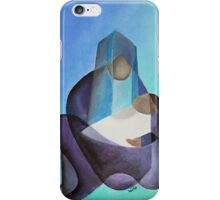 Mary and The Baby Messiah iPhone Case/Skin