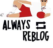 Always Reblog by RainbowPandas