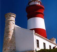 So Africa lighthouse by hugo