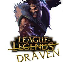 League of Draaaaaaaaaaven by Veldranol