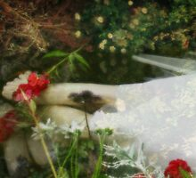 Ophelias Garden  - Rememberance by Naomi Mawson