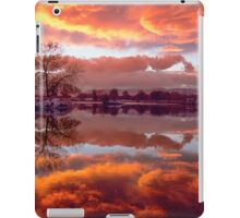 Rolling Thunder Sunset iPad Case/Skin