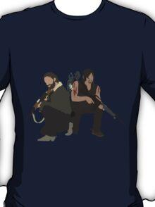 Daryl Dixon and Rick Grimes - The Walking Dead T-Shirt