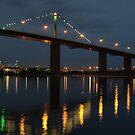 West Gate Bridge by Joe Mortelliti
