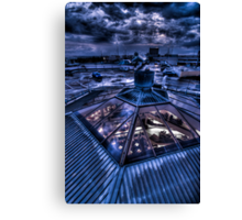 Miranda Fair UFO Canvas Print