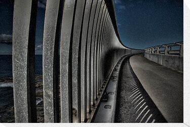 Sea Cliff Bridge by Alexander Kesselaar