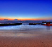 Merewether Dawn 1 by Mark Snelson